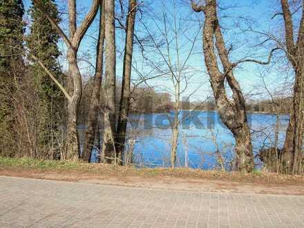 Zwischen Seen und Wäldern: 3-Zi.-RMH mit Urlaubsflair und 2 Terrassen am Glindower See nahe Potsdam
