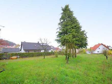 WENN WOHNTRÄUME WAHR WERDEN - toller Bauplatz in Gleisweiler -
