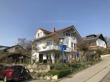 Attraktives, ruhig gelegenes 6-Zimmer-Einfamilienhaus in Hemmenhofen, mit tollem Seeblick