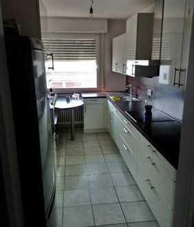 3-Zimmer-Wohnung mit Balkon und EBK in Offenbach am Main Ortsteil Bürgel