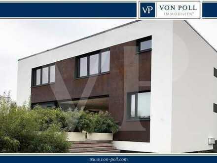 Architektenhaus mit Apartment/Ferienwohnung in bevorzugter Wohnlage der Kernstadt Haiger