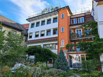 Ravensburg - Zentrum -Stilvolle 2-Zimmer Stadtwohnung ab sofort zu vermieten