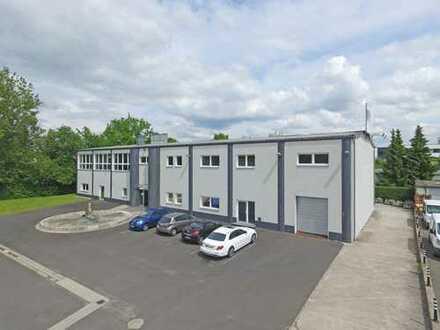Geschäftsgebäude mit Büro, großer Ausstellungsfläche und Lager in Bayreuth!