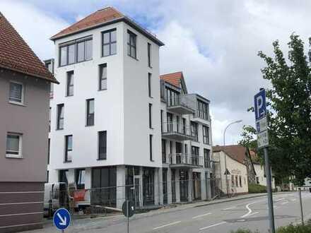 Erstbezug: stilvolle 3-Zimmer-Architekten-Wohnung in Altstadt von Lauf an der Pegnitz
