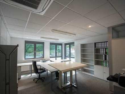 Teilmöbliertes Büro zu vermieten