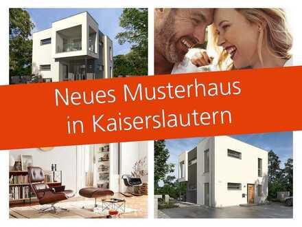 Mehr als gewohnt! Neues Musterhaus in Kaiserslautern