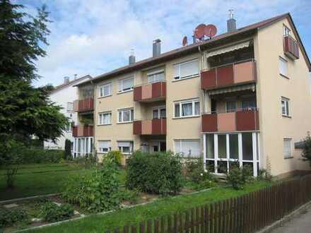 Freie Wohnung im Grünen