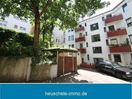 2½-Zimmerwohnung im schönen Heusteigviertel