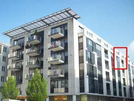 Maisonettewohnung mit großer Dachterrasse und Balkon in Bielefeld 'Quartier am Neumarkt'!