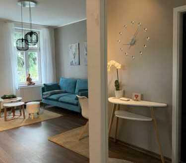 Lieblingsplatz Rietberg - kurzfristig max. 6 Monate, möbliert 45 m²