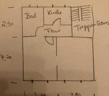 Attraktive, gepflegte 2-Zimmer-Wohnung zur Miete in Neuss Grefrath