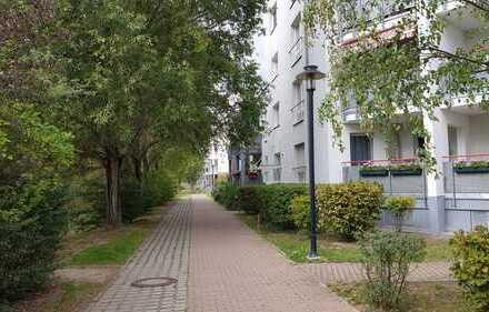 Gut gemietet: Hübsche 2-Zimmer-Wohnung mit Balkon in Nauen!