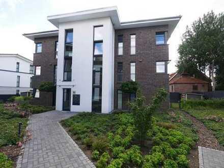 Moderne 3 Zimmer-Wohnung mit Terrasse und Garten in Altstadtlage