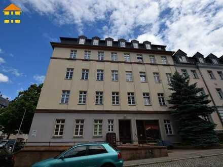 Kapitalanleger aufgepasst! Neu vermietete 1-Raum-Wohnung in Chemnitz-Hilbersdorf