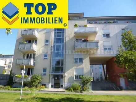 Modern und ruhig. 2 Balkone, Fahrstuhl, TG-Platz. (P1062)