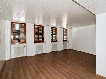 Grünstadt | außergewöhnliche Mietwohnung mit 4½ ZKBWC und 120 m² Wfl. + 65 m² im Dachgeschoss