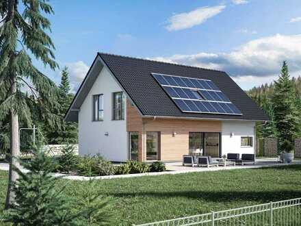RESERVIERT! Selbstversorger-Haus bezugsfertig mit 805 qm Grundstü