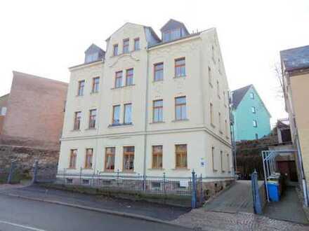 Schöne helle 2-Raum-Wohnung mit Laminat, Süd-Ost-Balkon + Abstellraum