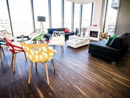 Loft Büro New York Style - 4-8 Pax