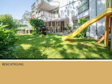 Schöne 5 Zimmer Wohnung im Herzen von Augsburg