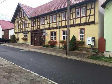 Pension in idylischer Lage im Zentrum von Thüringen