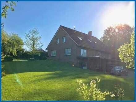Schönes Wohnhaus mit Einliegerwohnung! Mit Blick auf Wiesen und Felder!