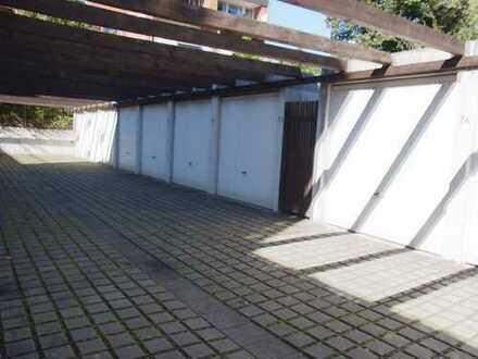Garage in Limmer an der Wunstorfer Str