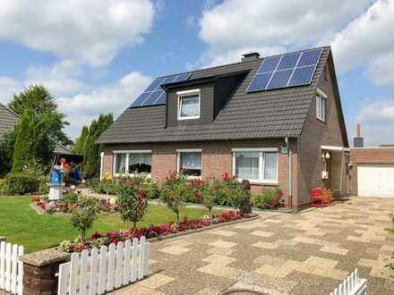 IMNO // barrierefreies Wohnhaus mit ELW/FeWo und herrlichem Sonnengrundstück