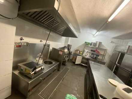 Im Hostel ein Restaurant oder Kaffee zu verpachten alles drin von Kühlhaus bis Gastronomie Küche