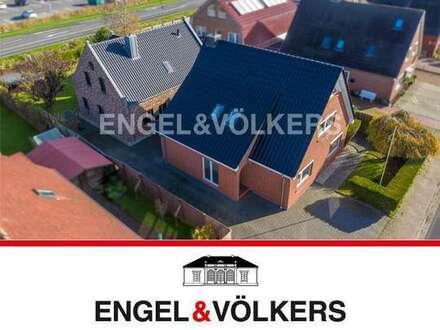 Zwei Einfamilienhäuser in Norddeich