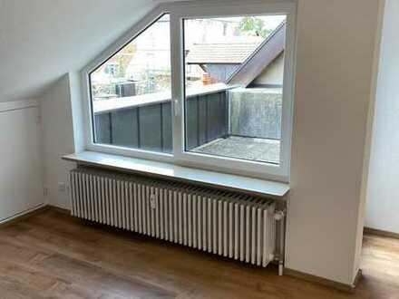 Neu renovierte 1-Zimmer-Wohnung in der Innenstadt