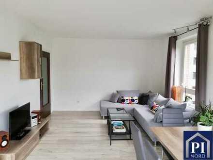 Renovierte 2 Zimmer Wohnung mit Balkon in begehrter Lage von Altona! Vermietet WHG. Nr. 11