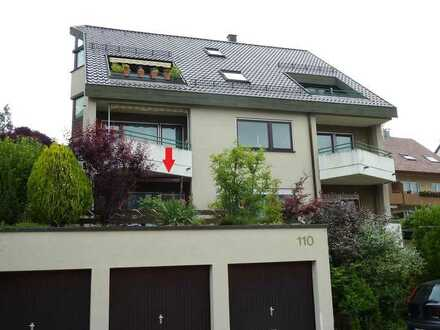 3 Zi.-Wohnung mit großer Terrasse