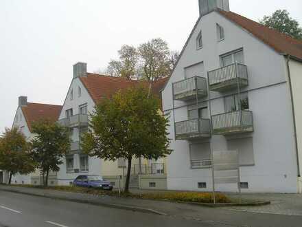 Gepflegte 1-Zimmer-Wohnung mit Balkon in Bobingen