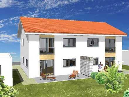 Doppelhaushälfte, wir suchen für ein Grundstück in Eglofs eine junge Familie evtl. mit Kind(er)
