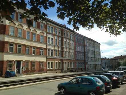 3-Zimmer-Wohnung Rudolfstraße 53 in EF Nähe Gerichtszentrum Südbalkon