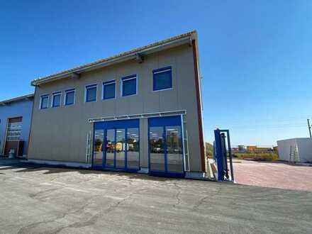 Neubau! Büroflächen im neuen Gewerbepark Köfering