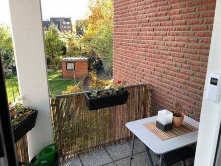 Attraktives 2-Zimmer-Appartement mit Balkon