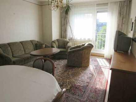 Preiswerte 3-Zimmer-Wohnung mit Balkon und Einbauküche in Leer (Ostfriesland)