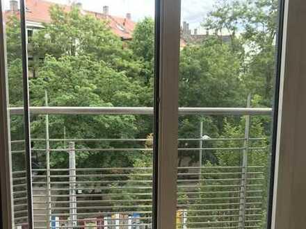 Kompakte und helle 2 Zimmerwohnung mit Lift und TG-Stellplatz
