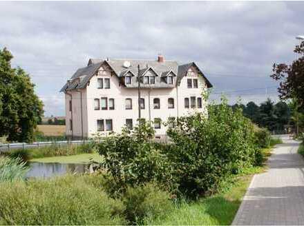 Sanierte 2-Zimmer-Erdgeschosswohnung mit Einbauküche in Rossau /OT Weinsdorf