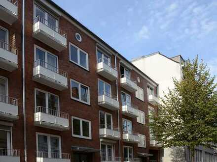 Reserviert! Schanze - Ruhige und zentrale Traumlage von Eimsbüttel mit 2 Zimmern und 2 Balkonen
