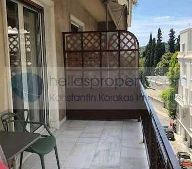 In bester Athener Lage,um den Präsidentenpalast! Große Wohnung mit Flair und Prestige !