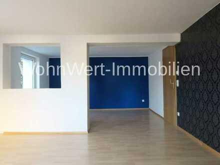 WohnWert Immobilien: 3-Zi-Whg mit Terrasse Büchenbronn