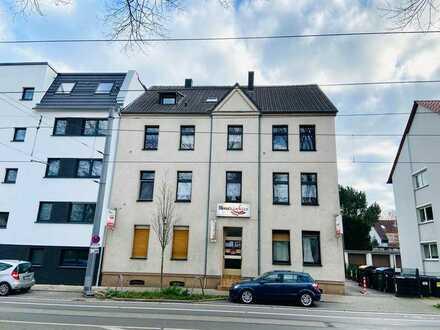 Kleine Wohnung in einem gepflegten Mehrfamilienhaus in Bochum-Langendreer.