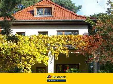 Repräsentatives Einfamilienhaus mit Tiefgarage auf 925 m² Grundstück