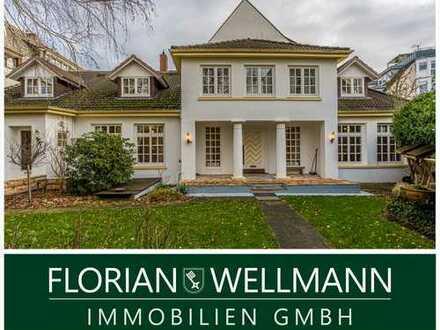 Bremen - Gete | Stilvolle Villa mit historischen Ausstattungsdetails und großem Gestaltungspotenzial