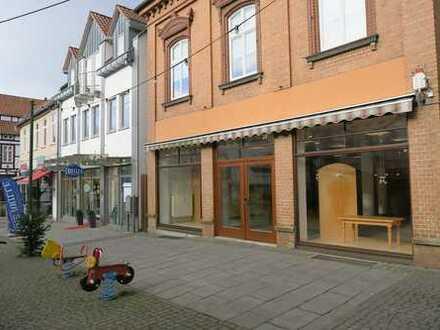 Attraktives Ladenlokal in bester Lage in der Bückeburger Fußgängerzone