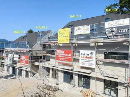 Haus 2, NEUBAU / ERSTBEZUG, Luxuriöse Doppelhaushälfte mit 6 Zi. und Carport, Bez. ab 01.10.