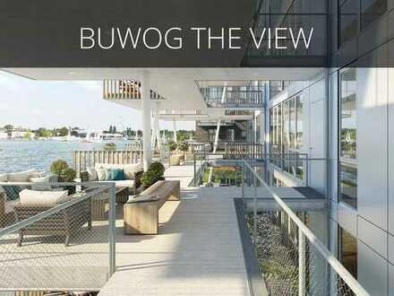 Einmalige 2-Zimmer-Wohnung mit Terrasse und Blick auf die Dahme!